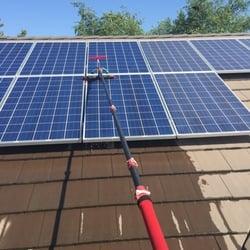 Solar panel cleaning in Sahuarita AZ